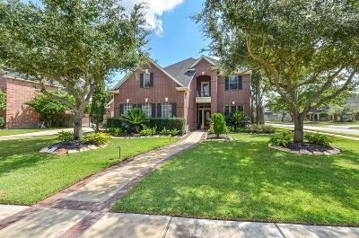 Katy Single Family Home For Sale: 22315 Claysprings Lane