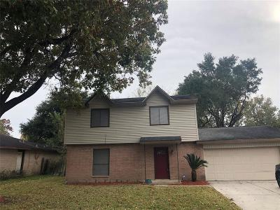 League City Single Family Home For Sale: 208 Maple Leaf Street