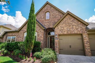 Katy Single Family Home For Sale: 4811 Emily Forest Trail