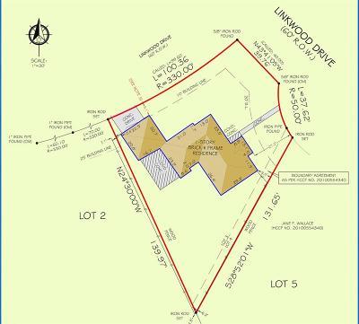 Houston Single Family Home For Sale: 2831 Linkwood Drive