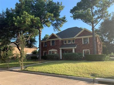 Katy Single Family Home For Sale: 1802 Misty Bend Drive