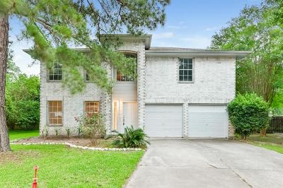 Cypress Single Family Home For Sale: 16023 Hilton Head Lane