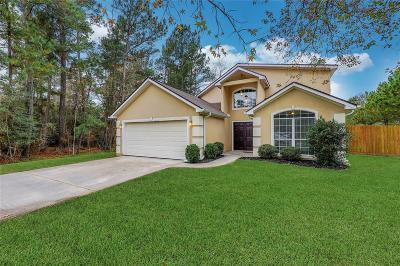Magnolia Single Family Home For Sale: 827 Mackintosh Drive