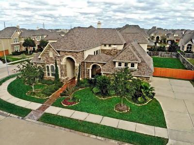 Richmond Single Family Home For Sale: 10503 Comeaux Lane