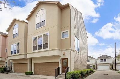 Galveston County, Harris County Single Family Home For Sale: 5806 Kansas Street #A