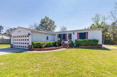 Montgomery County Single Family Home For Sale: 16350 Hill Country Court