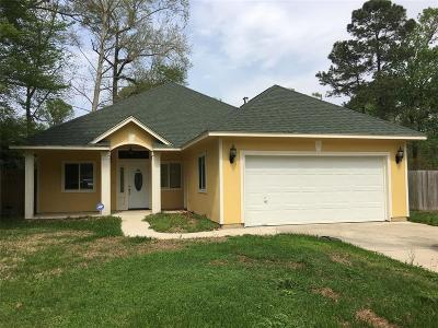 Huffman Single Family Home For Sale: 28106 Doverbrook Drive