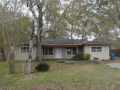 Dickinson Single Family Home For Sale: 2113 Holly Drive