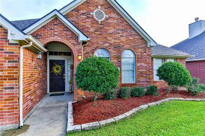 La Porte Single Family Home For Sale: 10509 Spencer Landing N