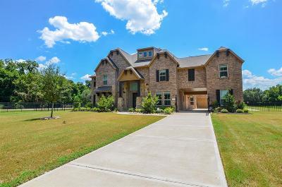 Richmond Single Family Home For Sale: 6003 Crystal Oaks Drive