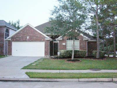 Katy Single Family Home For Sale: 6331 Clear Canyon Drive
