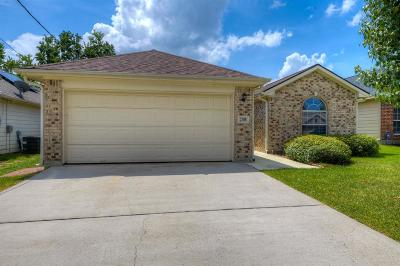 Conroe Single Family Home For Sale: 2308 Shady Tree Lane