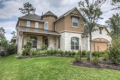 Tomball Single Family Home For Sale: 10 Caprice Bend Place