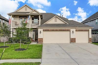 League City TX Single Family Home For Sale: $350,000