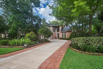 The Woodlands Single Family Home For Sale: 19 Betony Place