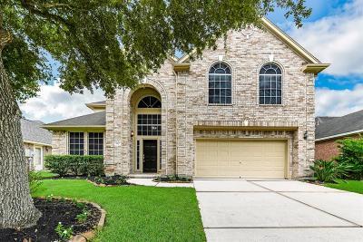League City Single Family Home For Sale: 207 Green Cedar Drive
