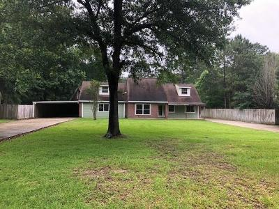 Magnolia Single Family Home For Sale: 906 Shadberry Drive