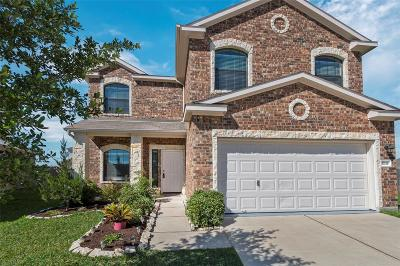 Tomball Single Family Home For Sale: 10118 Black Birch Lane