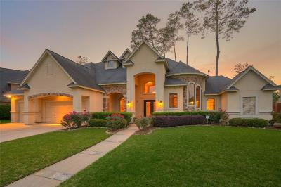 Cypress Single Family Home For Sale: 15706 Frio Springs Lane