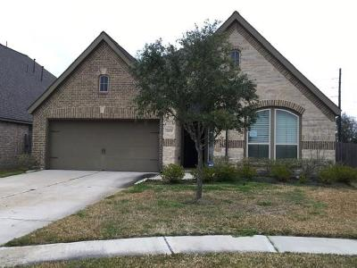 Rosenberg Single Family Home For Sale: 3055 Sandstone Creek Lane
