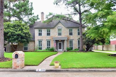 Kingwood Single Family Home For Sale: 3118 High Valley Drive