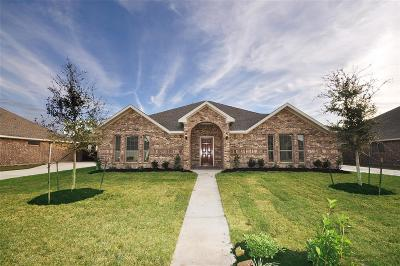 Manvel Single Family Home For Sale: 6826 Gonzales