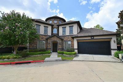 Galveston County, Harris County Single Family Home For Sale: 2602 Stuart Manor