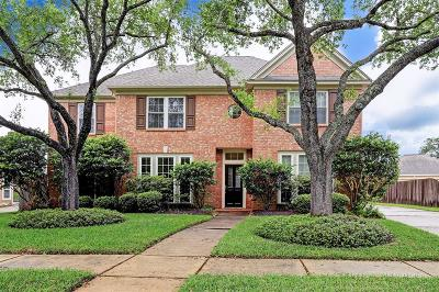 Cinco Ranch Single Family Home For Sale: 23323 Millcross Lane