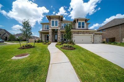 Richmond Single Family Home For Sale: 21526 Aurora Park Drive