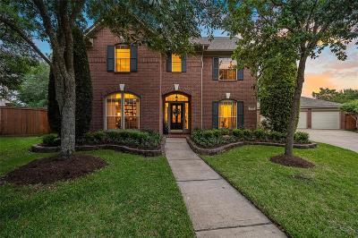 Houston Single Family Home For Sale: 12510 Pebble Way Court