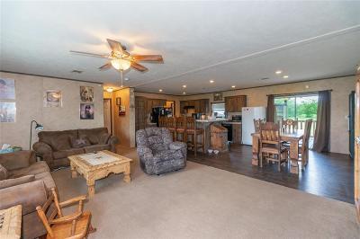 Santa Fe Single Family Home For Sale: 5302 Orchard Lane