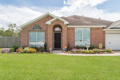 Baytown Single Family Home For Sale: 1518 William Trc