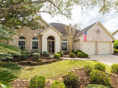 League City Single Family Home For Sale: 2122 Lakewind Court