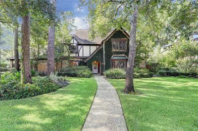 Houston Single Family Home For Sale: 11603 Habersham Lane
