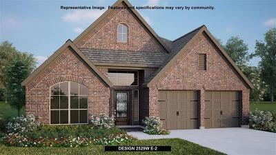 Manvel Single Family Home For Sale: 4421 Mesquite Terrace Drive