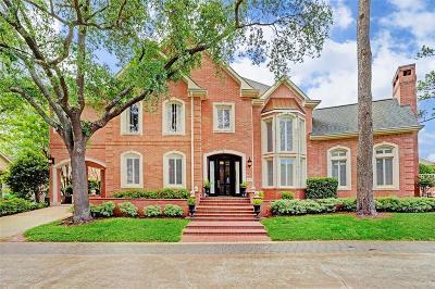 Houston Single Family Home For Sale: 43 W Terrace Drive