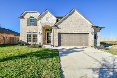 Willis Single Family Home For Sale: 2635 Half Dome Drive