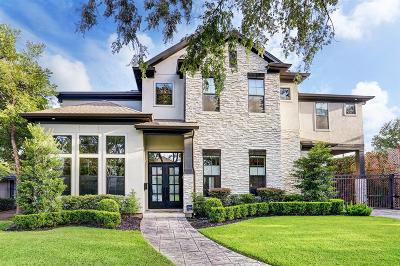 Houston Single Family Home For Sale: 5655 Locke Lane