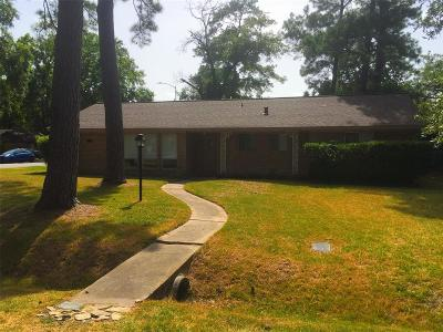 Houston Single Family Home For Sale: 1703 Southwick Street