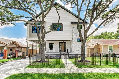 Houston Single Family Home For Sale: 1108 Usener Street