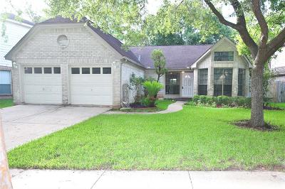 Sugar Land Single Family Home For Sale: 4507 Misty Mill