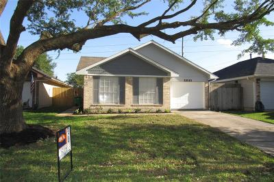 Tomball Single Family Home For Sale: 12143 Westwold Drive