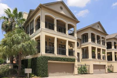 Houston Condo/Townhouse For Sale: 628 Knox Street