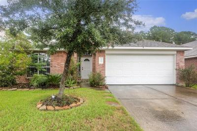 Tomball Single Family Home For Sale: 18410 Madisons Crossing Ln Lane