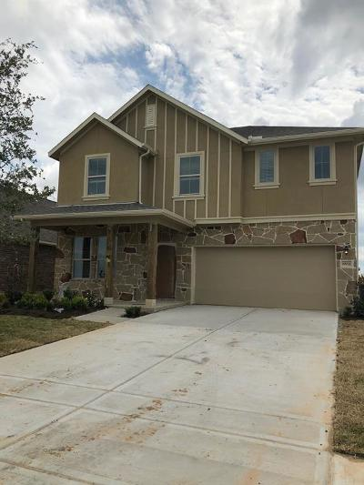 Cypress Single Family Home For Sale: 8911 English Manor Drive