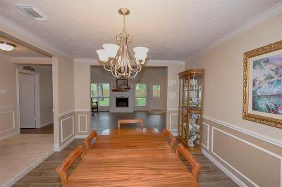Friendswood Single Family Home For Sale: 1306 Bayou Oak Drive