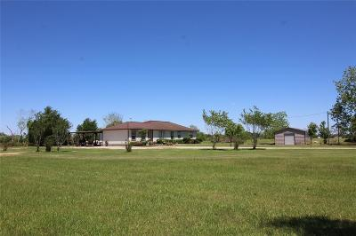 Rosharon Single Family Home For Sale: 4819 County Road 121