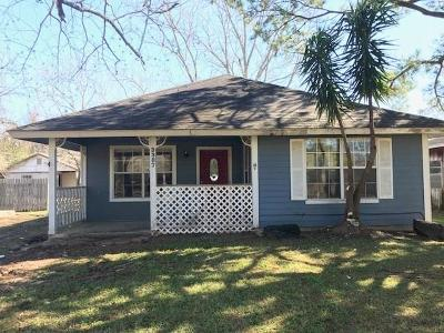 Dickenson, Dickinson Single Family Home For Sale: 3387 E Meadow Lane