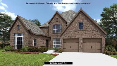 Fulshear Single Family Home For Sale: 3835 Desert Springs Lane