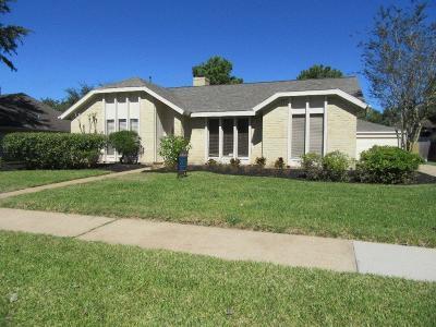 Sugar Land Single Family Home For Sale: 2819 Edgewood Drive